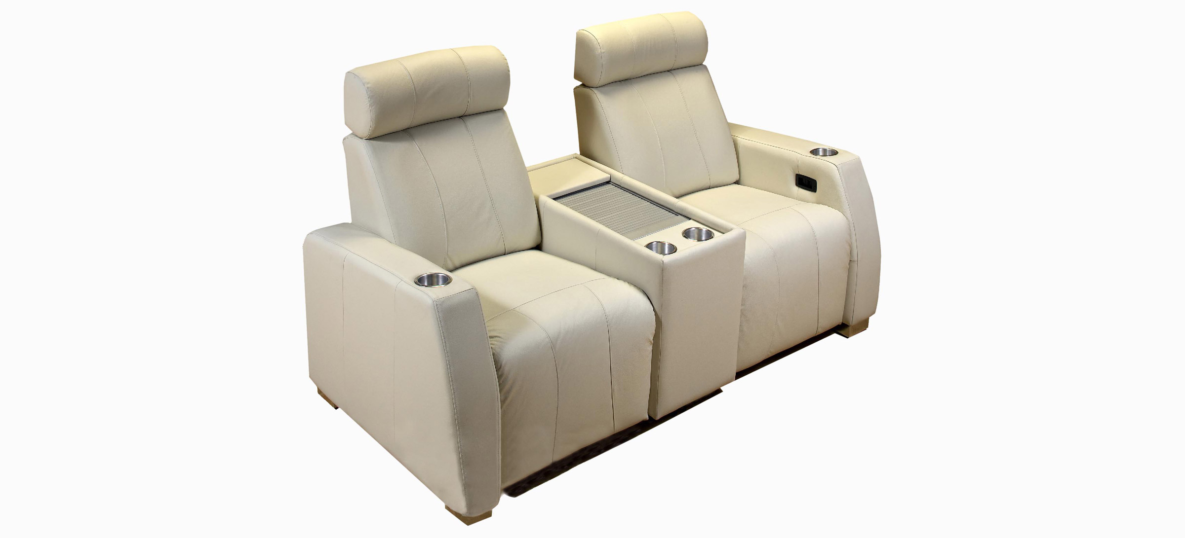Hometheater 57334 (Contemporary). Отделка Hugo Bone 11