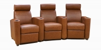 Hometheater 60452 (Contemporary). Отделка Utah Saddle 22